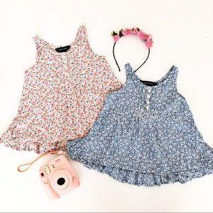 Ralph Lauren Floral Spring / Summer Sleeveless Top